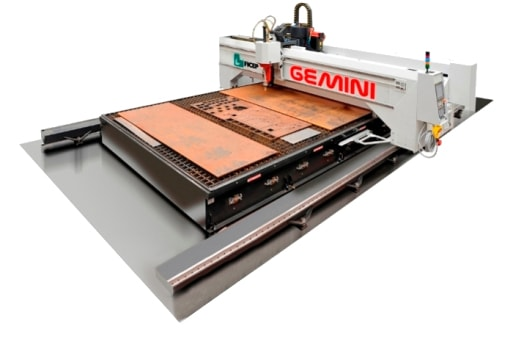 Gemini Drilling Machine